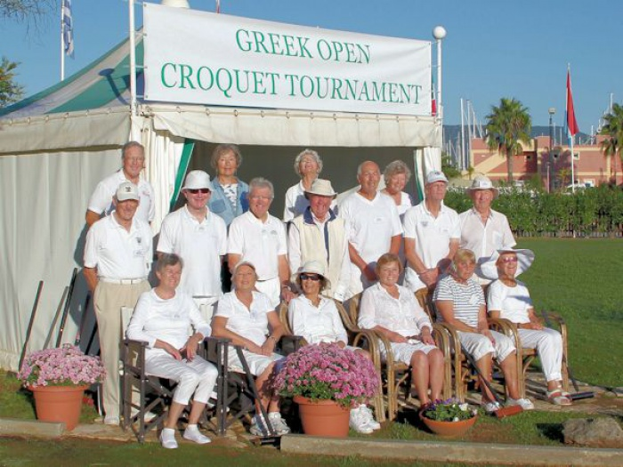 Greek Open Association 2014