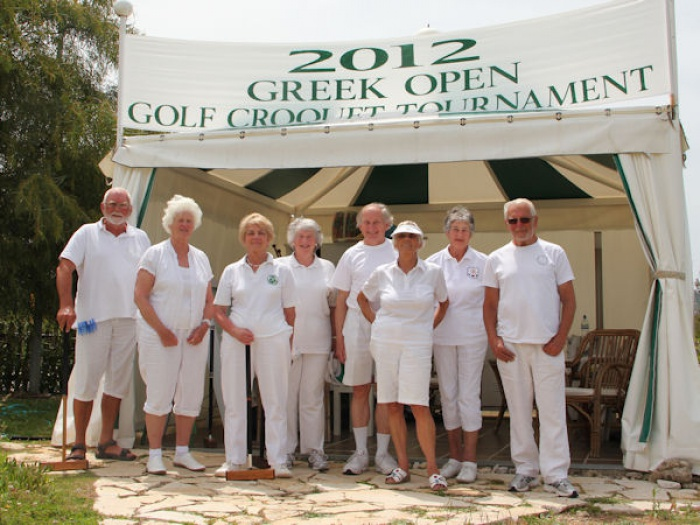 Greek Open 2012