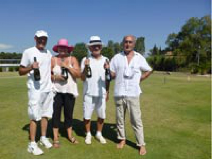 Handicap Doubles Tournament 2017
