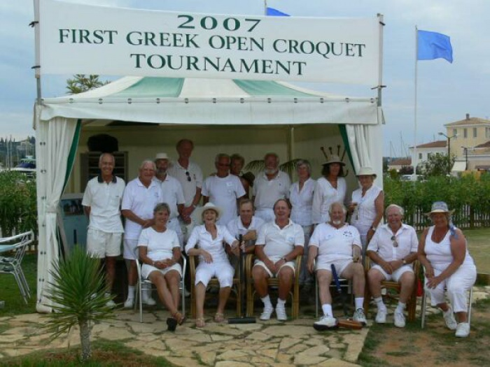 First Greek Open at Corfu