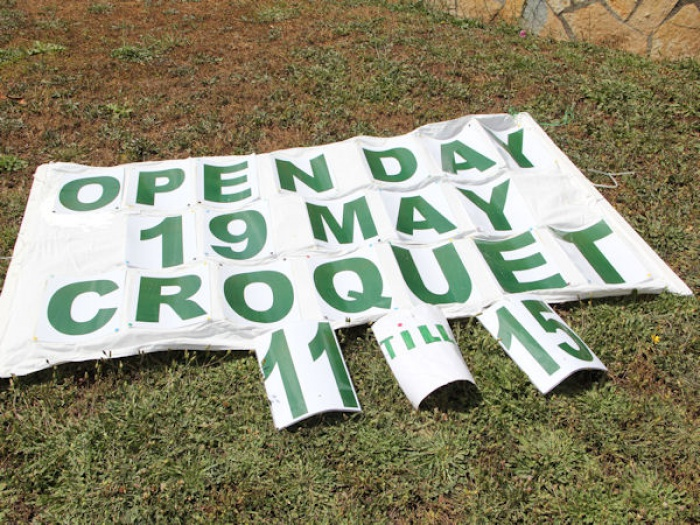 Open Day Croquet Club Corfu